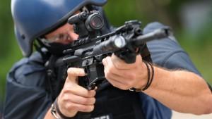 Polizei Hessen rüstet auf