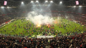 Hertha akzeptiert Abstieg