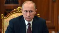 Was sagt er zur Annexion der Krim? Wladimir Putin