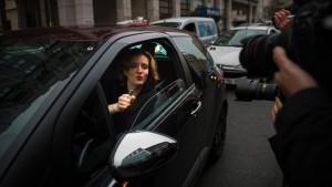 Sarkozy entlässt seine Stellvertreterin