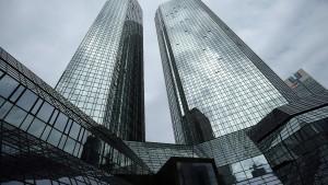Die Deutsche Bank plant den größtmöglichsten Befreiungsschlag