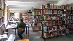 Studieren an der kleinsten Hochschule