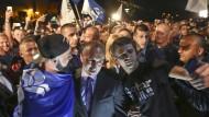 Keine Mehrheit für neue Regierung in Kosovo