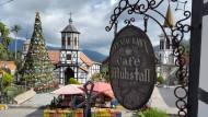 Fast wie daheim: Der Ort Colonia Tovar zieht Deutsche in Venezuela an.