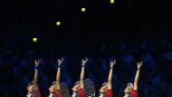 Federer deklassiert Murray