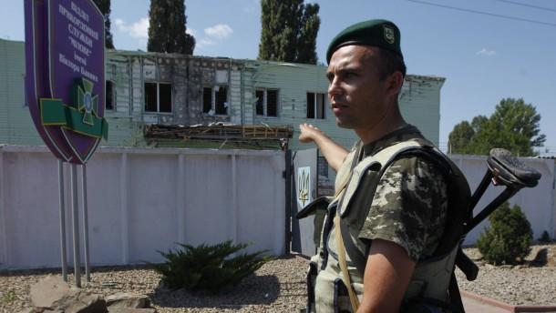 Ukraine beklagt neue Provokationen Russlands
