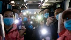 Bringen die China-Heimkehrer das Virus mit?