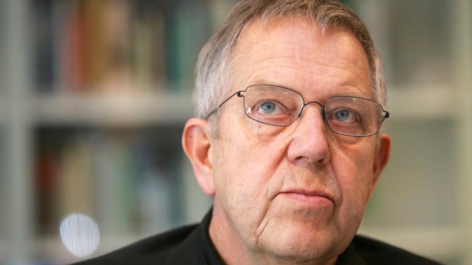 """Thomas Huber liest """"Die Lust kommt"""" von Robert Gernhardt"""