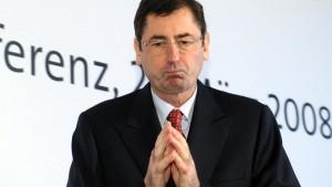 Früherer HRE-Chef bleibt dem Gericht lieber fern