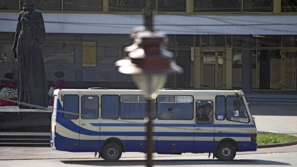 Polizei stürmt Bus – Geiselnehmer festgenommen