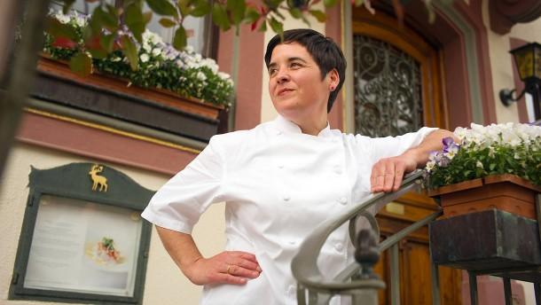 Die einzige Frau, die eine Haute-Cuisine-Dynastie begründen könnte