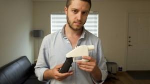 Wie gefährlich sind die Waffen aus dem 3-D-Drucker?
