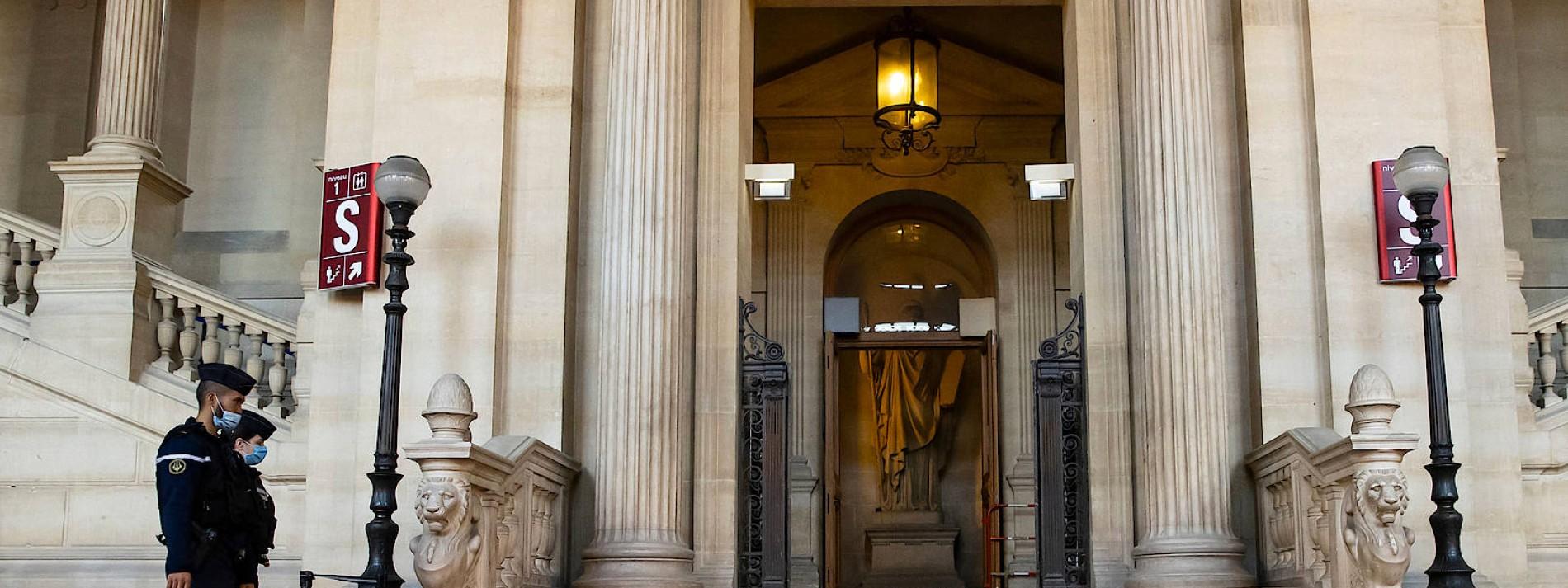 Thalys-Attentäter zu lebenslanger Haft verurteilt
