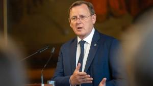 Bodo Ramelow wirbt für neue Nationalhymne