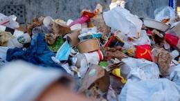 Verpackungsmüll wird für Städte zum Problem