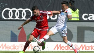 Leverkusen bangt um Ligaverbleib
