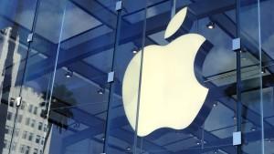 Apple steigert Gewinn und Umsatz deutlich