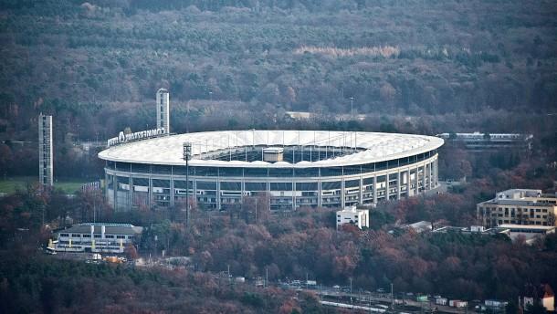 Eintracht und Feldmann für Stadionausbau