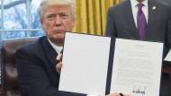 TPP ohne Amerika – aber mit China?