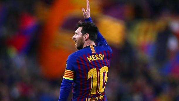 Das sind die Optionen für Lionel  Messi