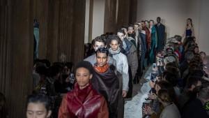 Eindrücke von der Mailänder Modewoche