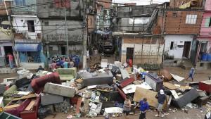 Zahl der Toten durch Unwetter in Brasilien steigt