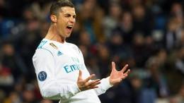 Ronaldo zieht mit Messi gleich