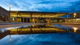 Eröffnung des BER: Oktober 2020