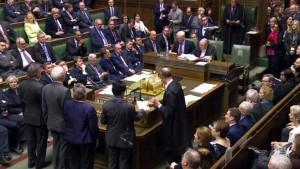 Oberhaus und Unterhaus stimmen für Brexit-Gesetz