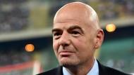 Fifa-Präsident Giovanni Infantino erhält nun doch eine Bonuszahlung.