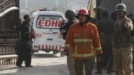 Tote bei mutmaßlichem Taliban-Angriff auf Universität