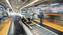 Deutsche Unternehmen hinken deutlich hinterher