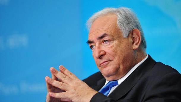 Spekulationen über Komplott gegen Strauss-Kahn