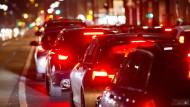 Eine der dreckigsten Straßen Deutschlands
