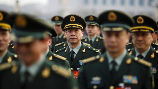 China erhöht Verteidigungsausgaben