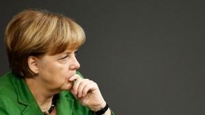 Keiner spricht mehr von der CDU