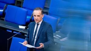 Maas fordert weitere Strafmaßnahmen gegen Belarus
