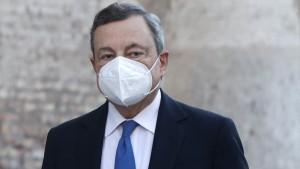 Draghis Führungskraft