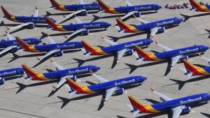 Boeing 737 Max müssen wohl länger am Boden bleiben
