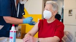 Corona-Impfung muss aufgefrischt werden