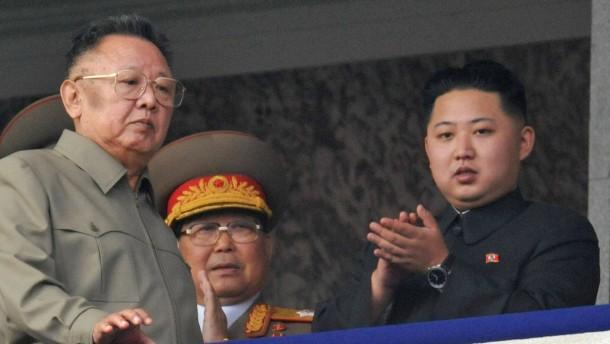 Brief Nach Nordkorea : Nordkorea der nächste kim ausland faz