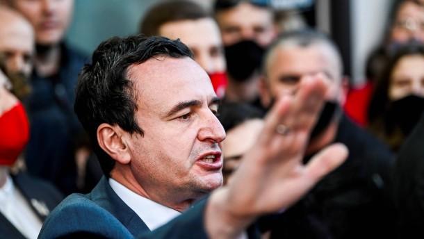 """""""Die Kosovaren wollen große Veränderungen"""""""