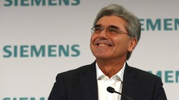Siemens-Chef Kaeser bekommt 14 Millionen Euro Gehalt