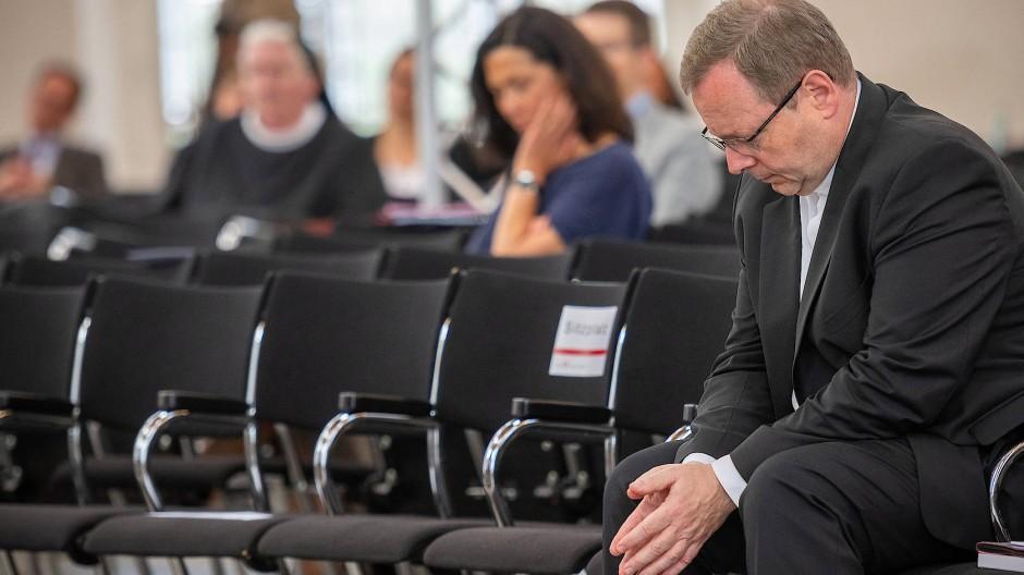 Weiß nun, wo es hakt: Günter Bätzing, Vorsitzender der Deutschen Bischofskonferenz
