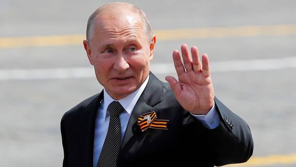 Putins Verfassung