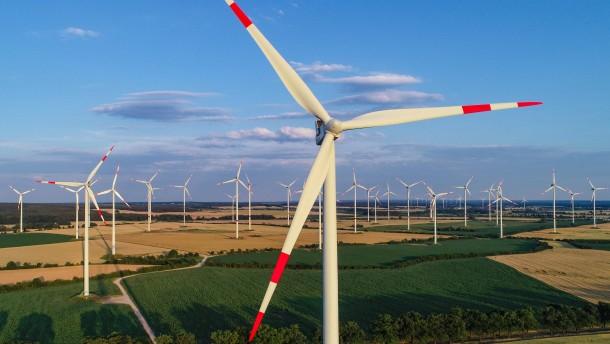 Deutschland erzeugt mehr Strom aus erneuerbaren Energien