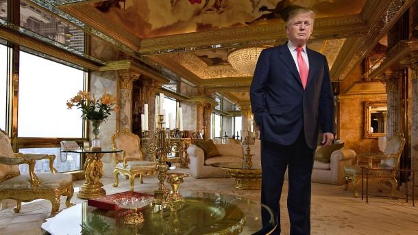 Trumps Protz Penthouse