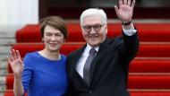 Steinmeier wird als Bundespräsident vereidigt