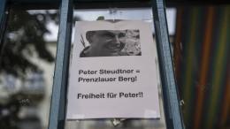 15 Jahre Haft für Menschenrechtler Steudtner gefordert