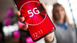 Vodafone bringt 5G auf die ersten Handys